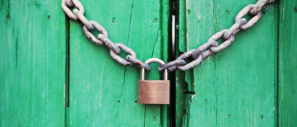 What is HTTPS padlock on door