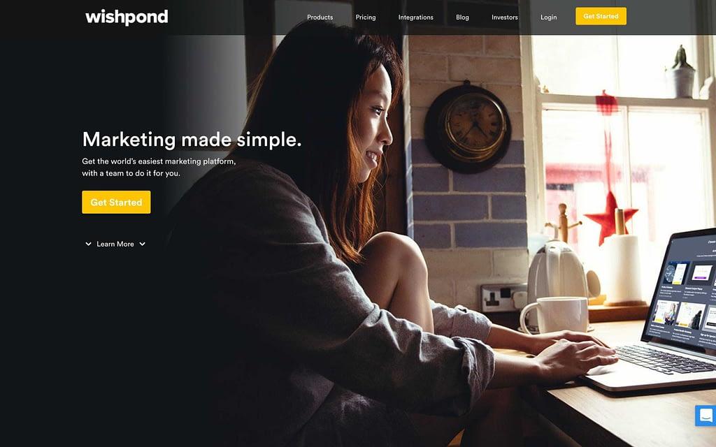 Wishpond's Homepage