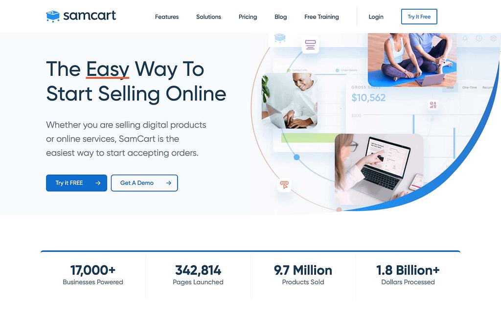 Samcart's Homepage