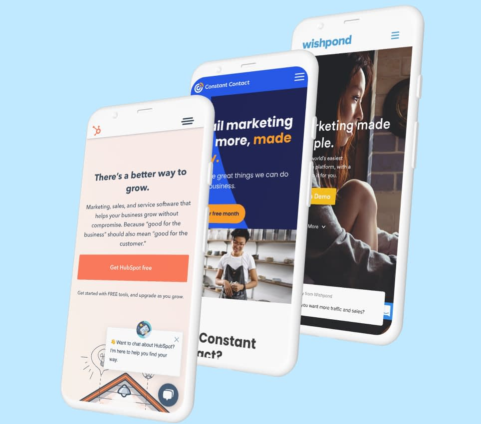 Marketing Platforms With Landing Page Builders